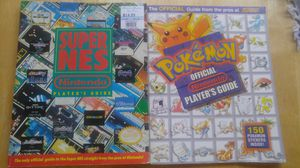 Pokemon Players Guide Books with Stickers for Sale in Severn, MD