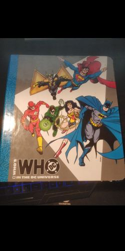 Who's Who in the DC Universe Thumbnail