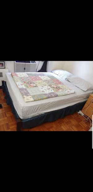 Full Mattress And Bed Frame For In New York Ny