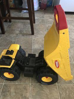 Toy trucks Thumbnail