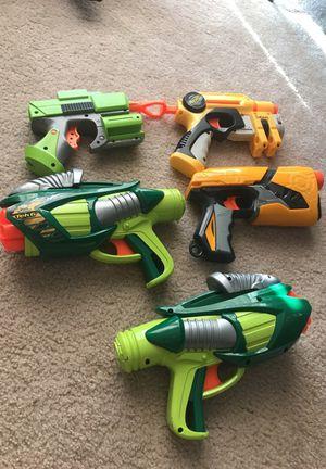 5 Nerf Guns for Sale in Bensalem, PA