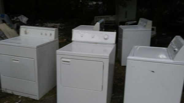 We  Buy  Broken  Washers  And  Dryers for Sale in Jacksonville, FL