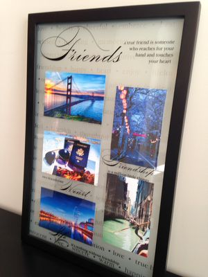 Friendship wall frame 21 x 14 for Sale in Sterling, VA