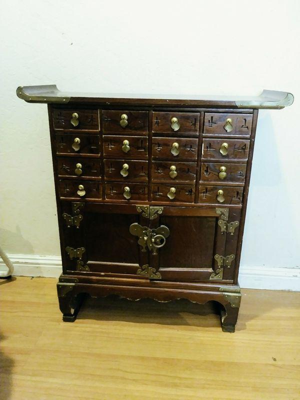 - Antique Chinese Medicine Cabinet (Antiques) In Danville, CA - OfferUp