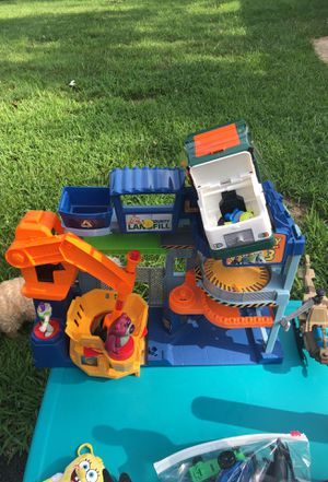 Imaginext Toy Story Land Fill for Sale in Alexandria, VA