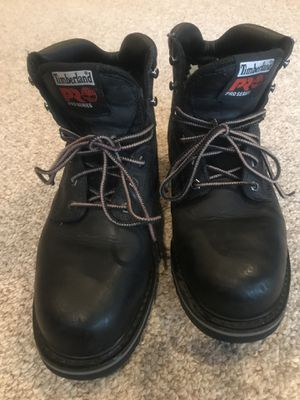 Timberland Pro Composite Toe Black Boots for Sale in Ashburn, VA