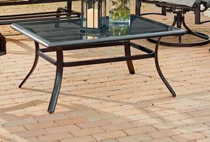 New, Hampton Bay Steel Coffee Table for Sale in Parma, OH