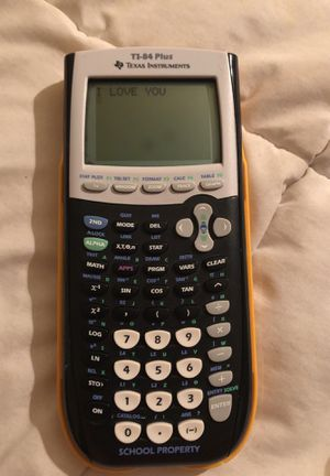 TI-84 Calculator for Sale in Forest Heights, MD