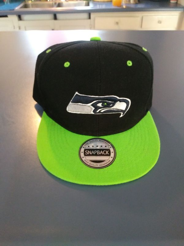 Seattle Seahawks snapback cap for Sale in Olympia 9698be3ee