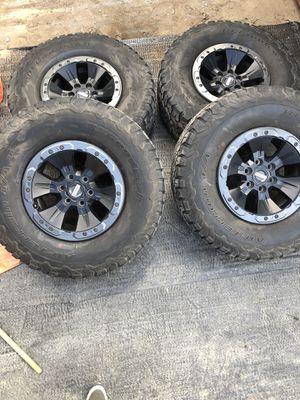 Photo Ford Raptor Wheels