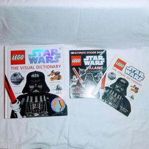 Lego Star Wars Book Sticker Book for Sale in Las Vegas, NV