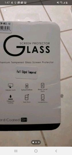 Glass protector Thumbnail