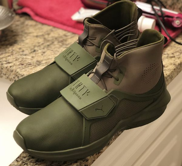 34918307aa55e0 💥Puma Fenty Hi Trainer women s size 10 no low offers‼ 💥 for Sale in  Brooklyn Park