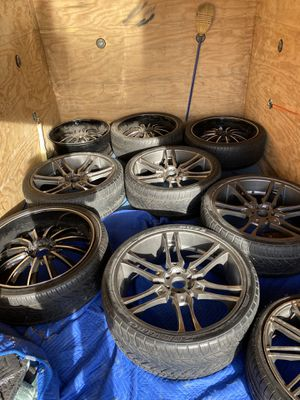 Photo 26 inch rims for sale