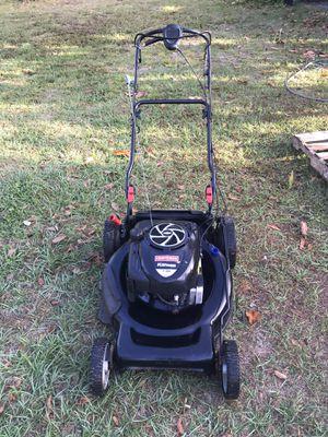 Photo Lawn mower craftsman self propelled