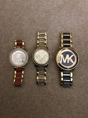 MICHAEL KORS WATCHES for Sale in Columbia, MD