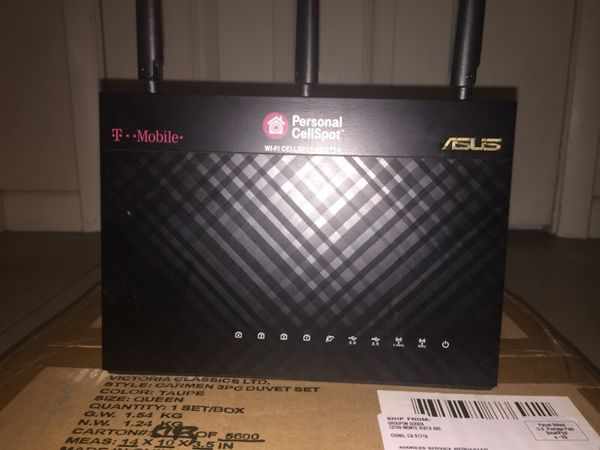 Wifi CellSpot Router by T-Mobile for Sale in Fort Lauderdale, FL - OfferUp