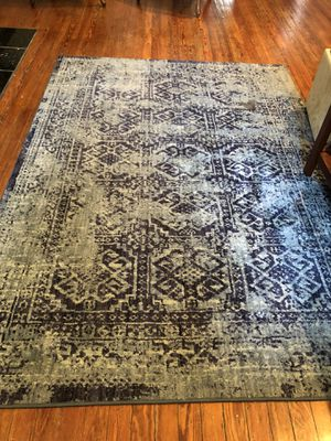 Overdyed area rug for Sale in Washington, DC