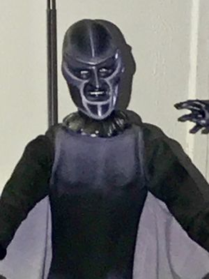 Outer limits. Rare limited edition action figure THE EBONITE (collectible ) for Sale in Lexington, SC