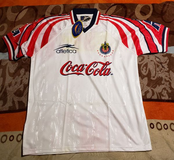 the latest 2c818 3ab50 Chivas Atletica Jersey ORIGINAL for Sale in Los Angeles, CA - OfferUp