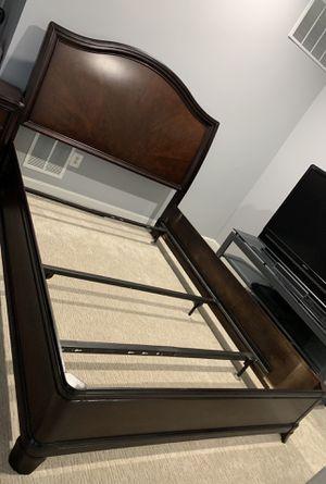 Queen bed frame for Sale in Ashburn, VA