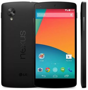 LG GOOGLE Nexus 5 ANDROID - 32GB Midnight Blue Unlocked for GSM Carriers GALAXY , IPHONE LG for Sale in Laurel, MD