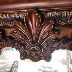 Ornate Wall Mirror Thumbnail