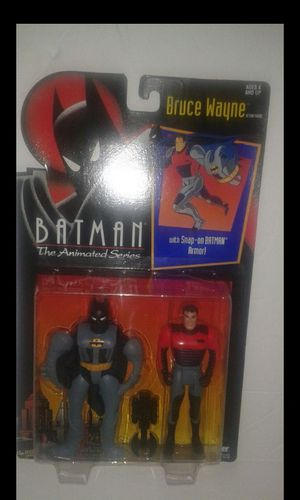 Batman The Animated Series Bruce Wayne Action Figure for Sale in Kissimmee, FL
