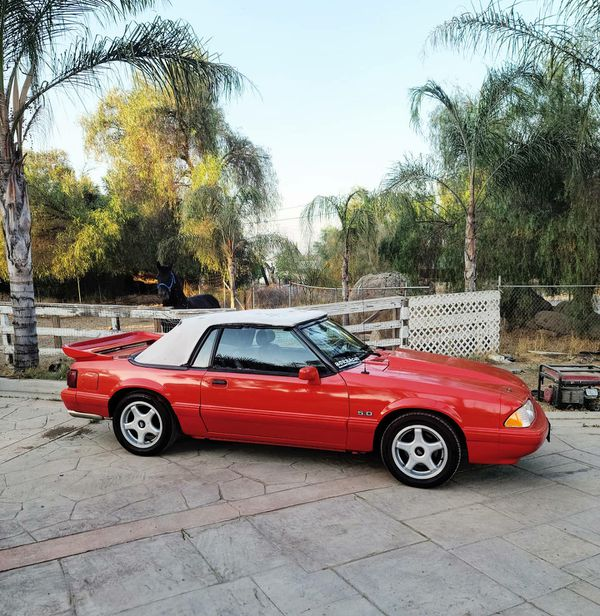 1989 Mustang Gt For Sale In California