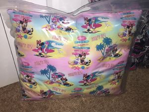 Minnie Mouse Cotton Pillow for Sale in Cleveland, OH