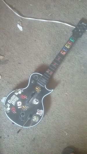 Guitar hero ( just the guitar) for Sale in Chula Vista, CA