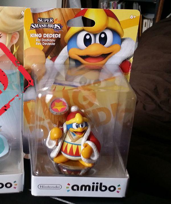 King Dedede Amiibo Super Smash Bros For Sale In Orlando Fl Offerup