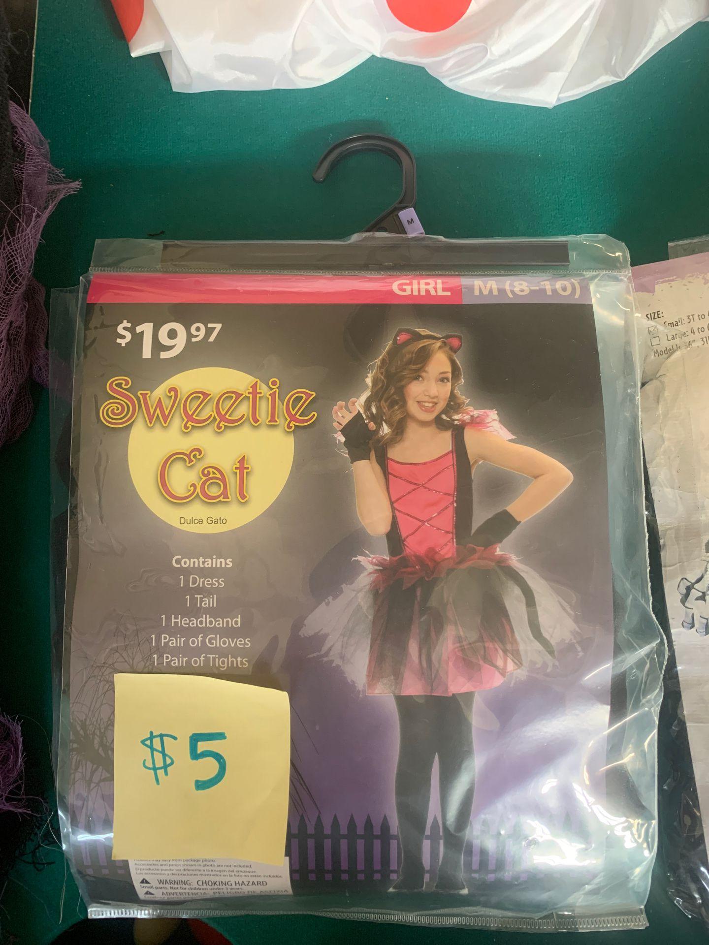 Halloween costume $5