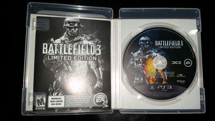 BATTLEFIELD 3 PS3 Thumbnail
