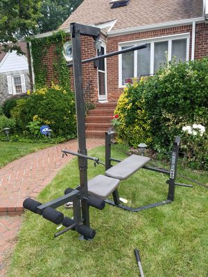 Weider Pro weight bench excellent condition for Sale in Annandale, VA