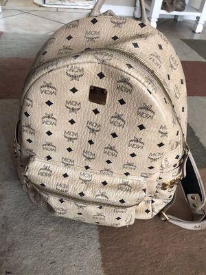 Photo New MCM Bag white