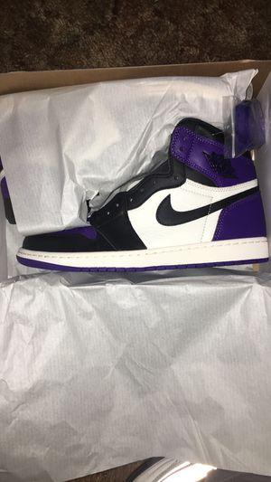 """Retro 1 """"Court purple"""" for Sale in Falls Church, VA"""