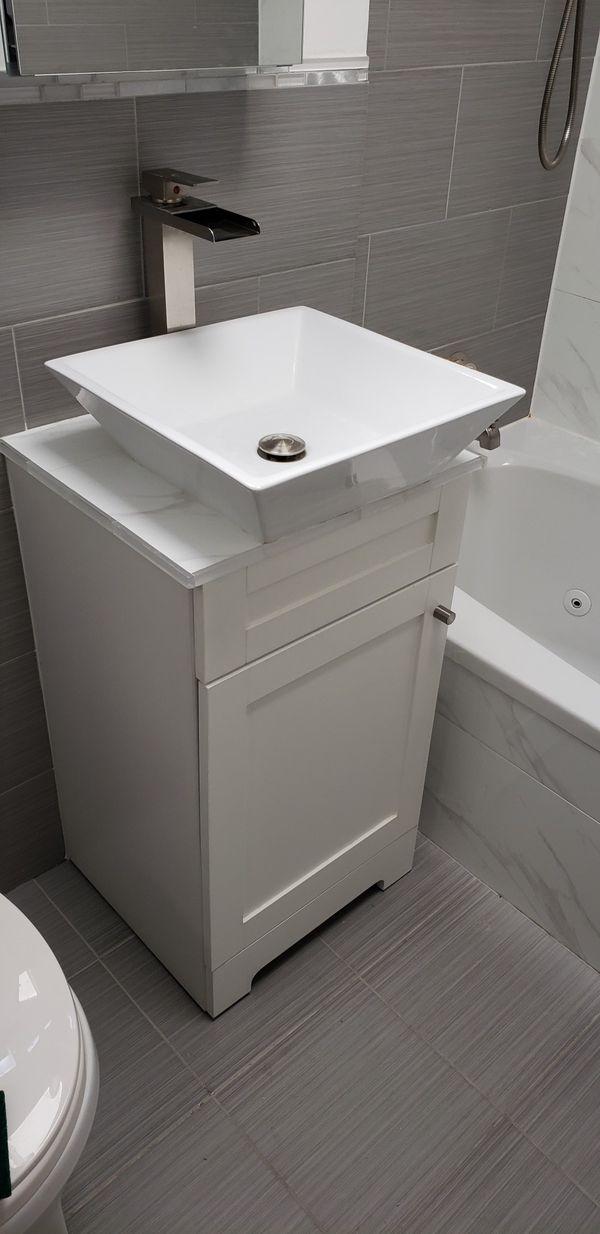 Bathroom Vanity For Sale In Brooklyn NY OfferUp - Bathroom vanity brooklyn