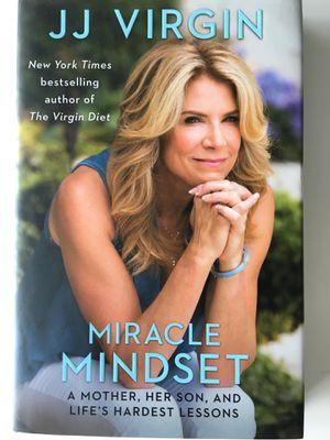 Miracle Mindset - JJ Virgin for Sale in Baltimore, MD