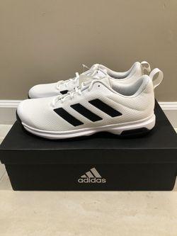 Adidas Premium Tennis Shoes, Size 10 Thumbnail