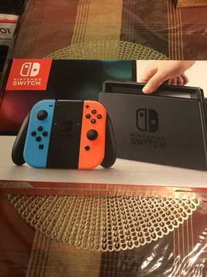Nintendo switch with fortnite account for Sale in Sterling, VA