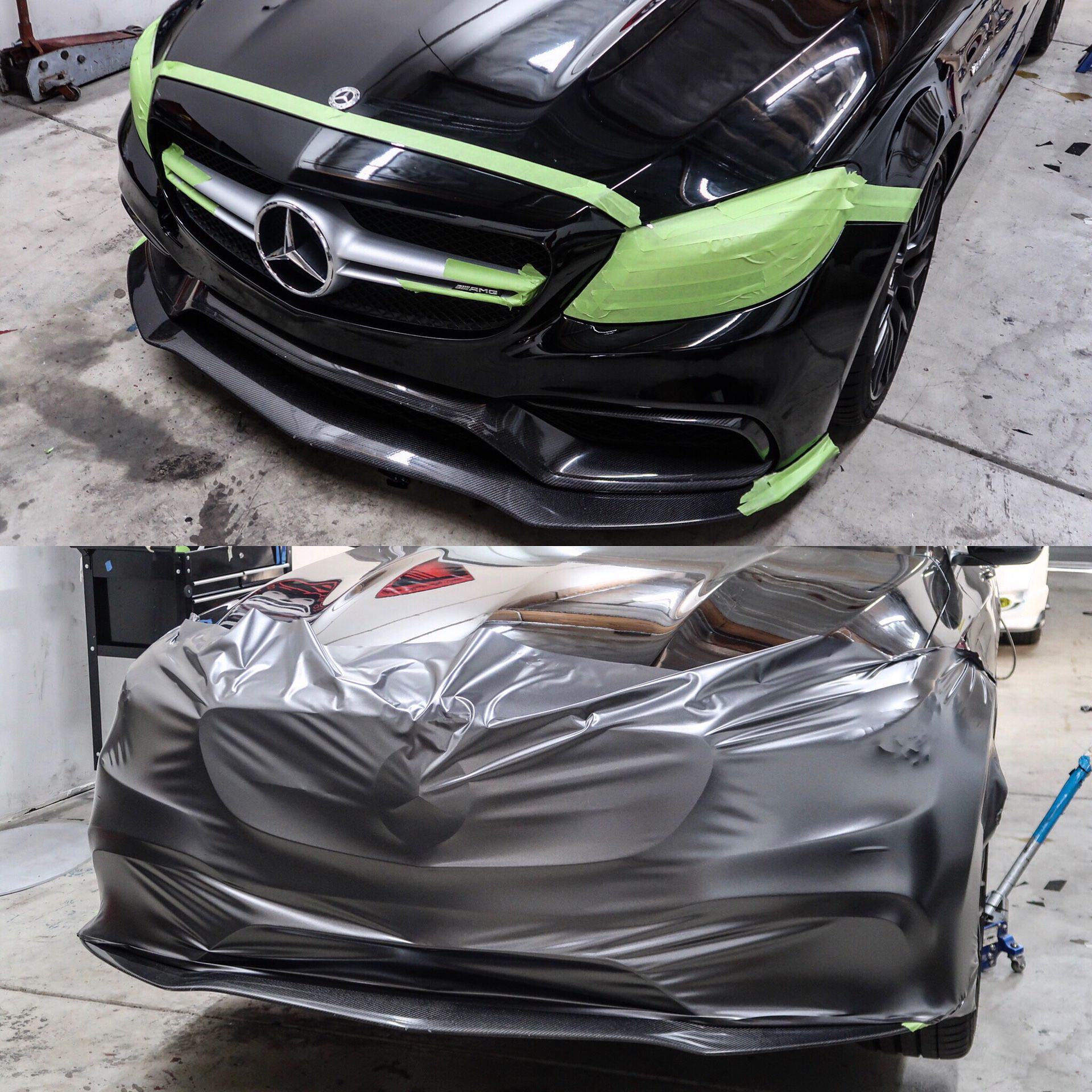 Vinyl wrap Mercedes Benz amg chevy Camaro Zr1 zl1 challenger