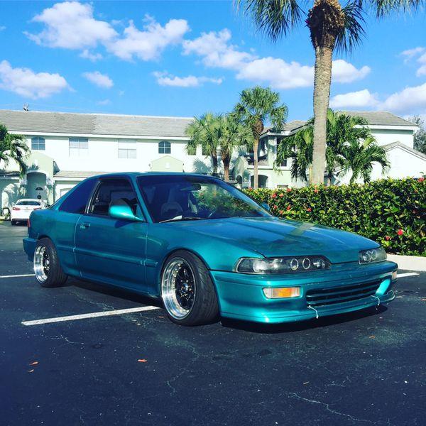 93 Acura Integra Gs-R For Sale In Weston, FL