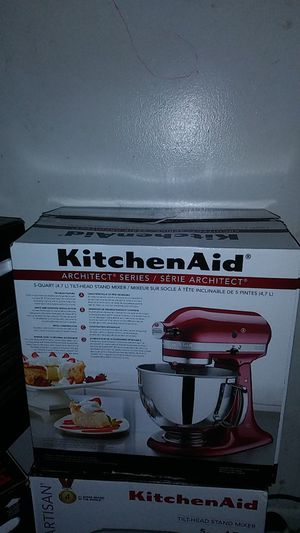 Kitchen aid mixer architecture series for Sale in Annandale, VA
