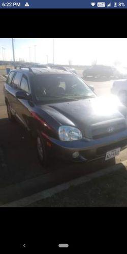 2005 Hyundai Santa FE Thumbnail