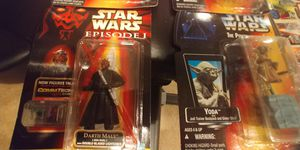 STARWARS ACTION FIGURES(Still In their Original Boxes for Sale in Chuluota, FL