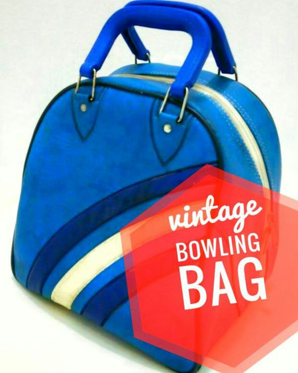Vintage Bowling Ball Bag For In Phoenix Az Offerup