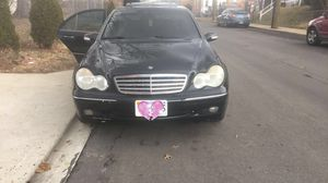 2002 mercedes benz c240 for Sale in Washington, DC