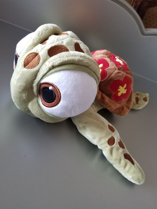 Disney Store Plush Finding Nemo Squirt For Sale In Rowland Heights