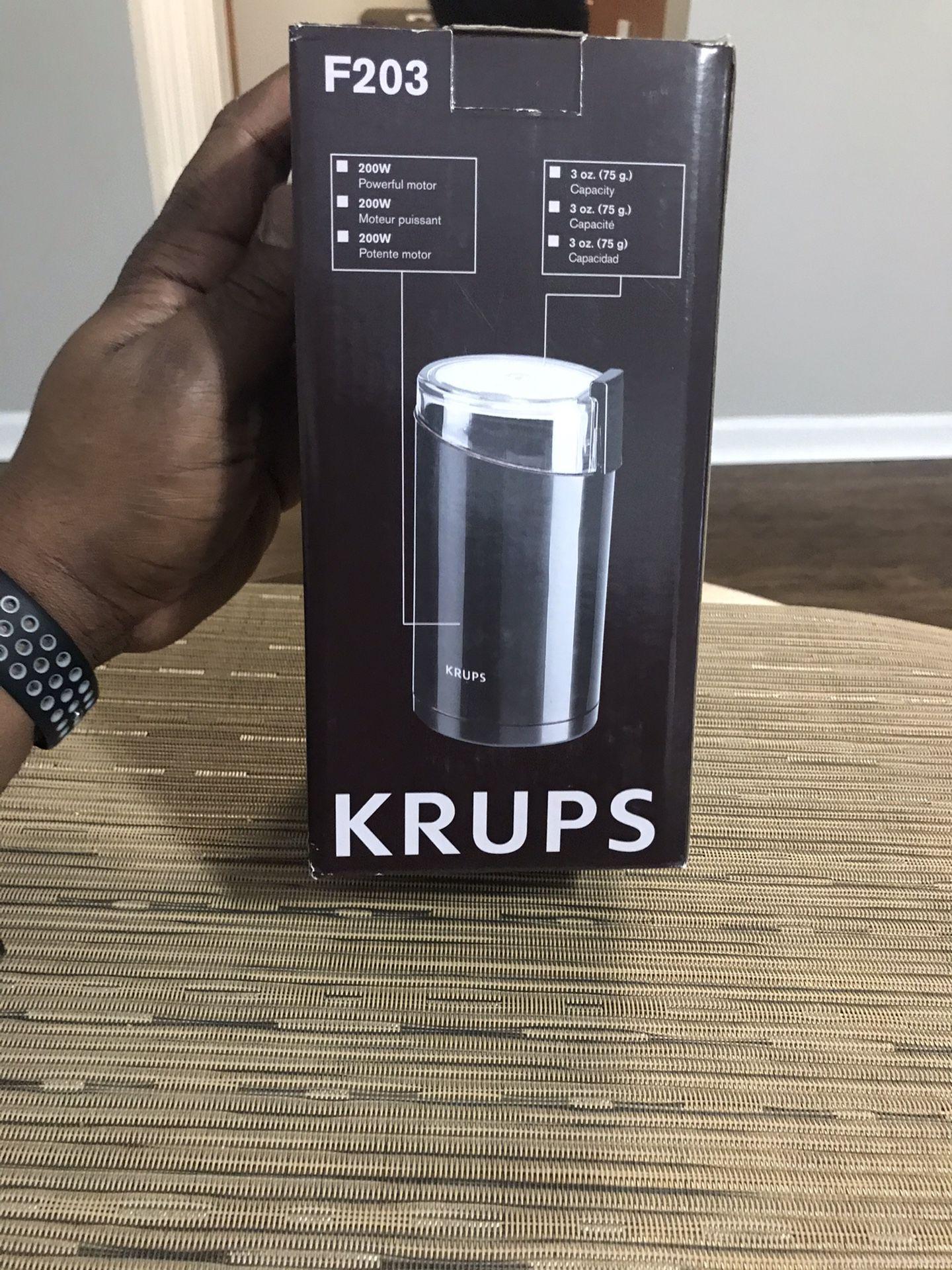 Krupa Coffee Grinder